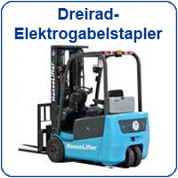 Dreirad-Elektrogabelstapler
