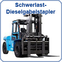 Schwerlast-Dieselgabelstapler